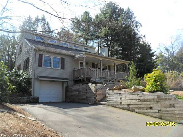 Real Estate for Sale, ListingId: 25478207, Stafford, CT  06075