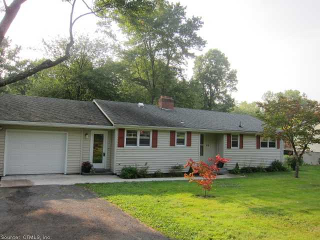 Rental Homes for Rent, ListingId:24770393, location: 42 TWO MILE ROAD Farmington 06032