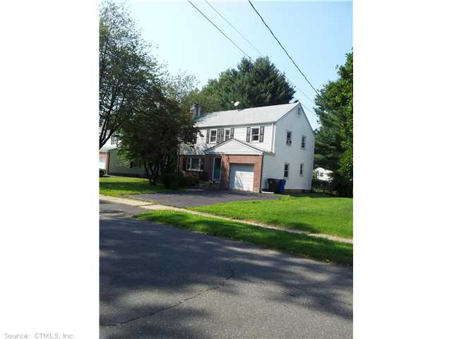 Rental Homes for Rent, ListingId:24924195, location: 60 LAWLER West Hartford 06117