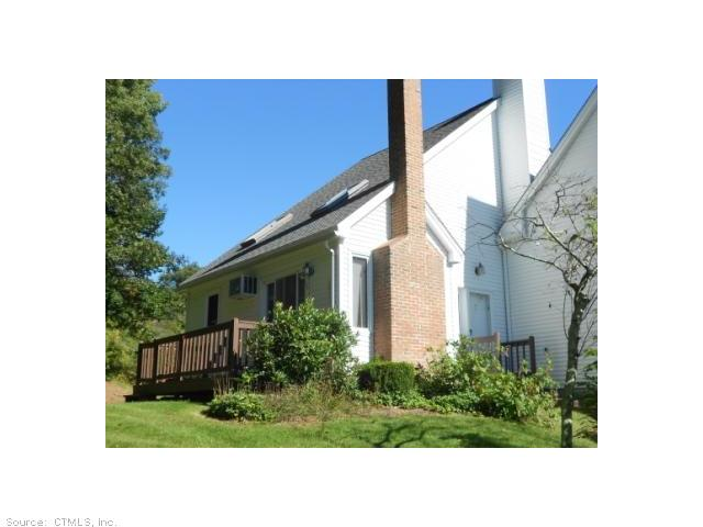 Rental Homes for Rent, ListingId:25137977, location: 48 EASTBROOK HTS Mansfield Center 06250