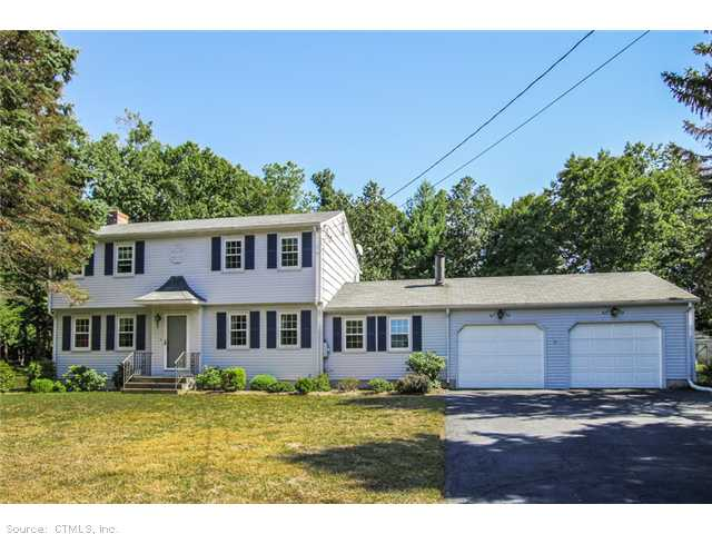 Real Estate for Sale, ListingId: 25291475, Windsor, CT  06095