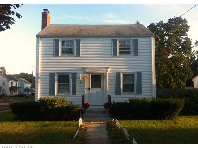 Rental Homes for Rent, ListingId:25362774, location: 43 MAPLEWOOD AVE East Hartford 06108