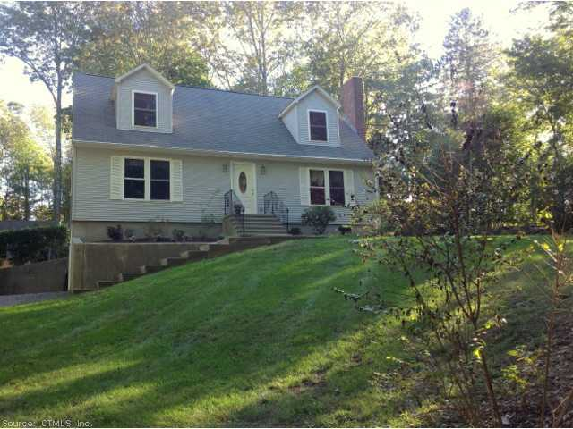 Real Estate for Sale, ListingId: 25499842, Andover, CT  06232