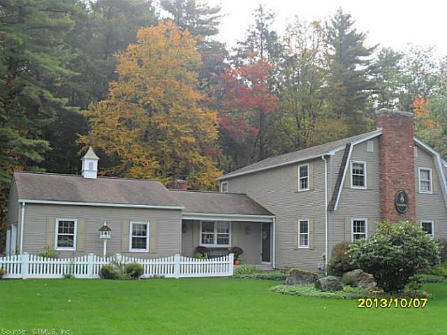 Real Estate for Sale, ListingId: 25500079, Somers, CT  06071