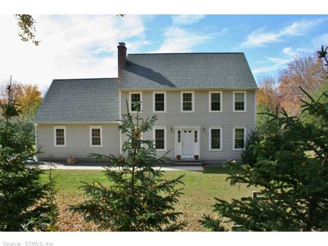 Real Estate for Sale, ListingId: 25599067, Ashford, CT  06278