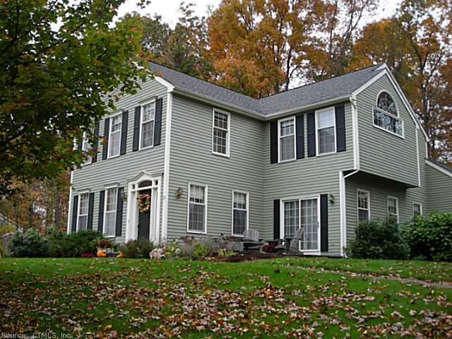 Real Estate for Sale, ListingId: 25696761, Andover, CT  06232