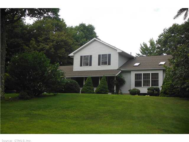 Real Estate for Sale, ListingId: 26519964, Stafford, CT  06075