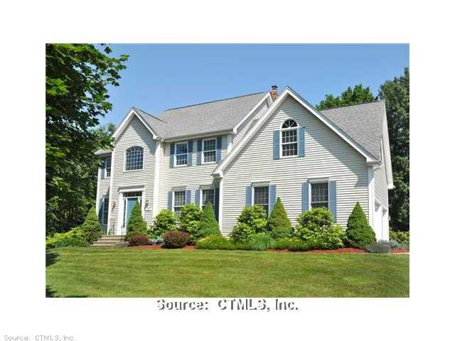 Rental Homes for Rent, ListingId:25710462, location: 58 FARMBROOK DR Tolland 06084