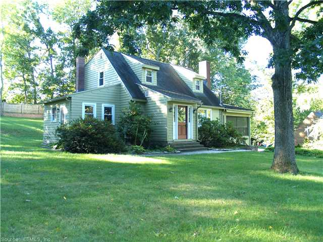 Rental Homes for Rent, ListingId:25731388, location: 192 HALE RD Glastonbury 06033