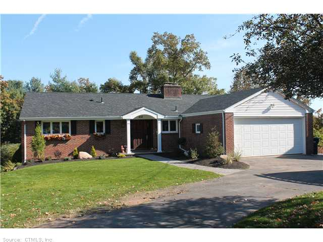 Real Estate for Sale, ListingId: 25759323, Wethersfield, CT  06109
