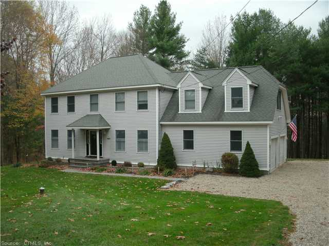 Real Estate for Sale, ListingId: 25768932, Columbia, CT  06237