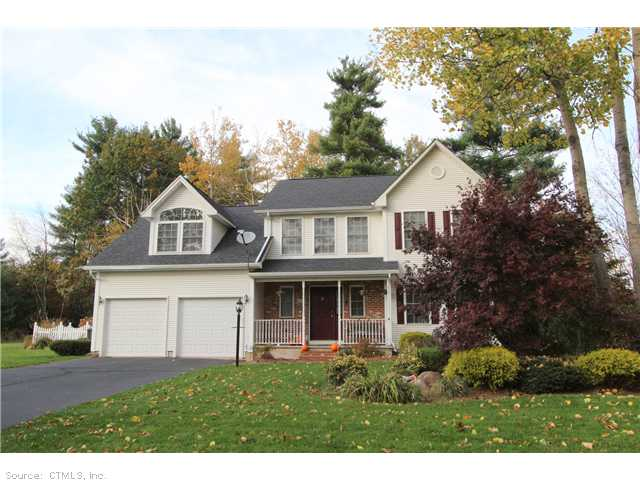 Real Estate for Sale, ListingId: 25768945, Somers, CT  06071