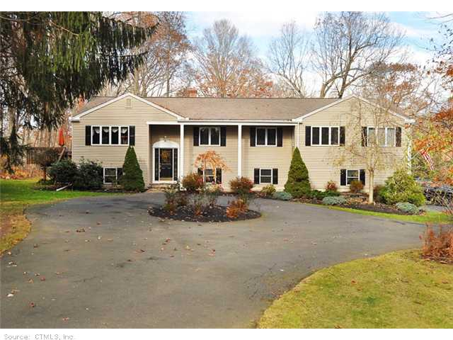 Real Estate for Sale, ListingId: 25863440, Bolton, CT  06043