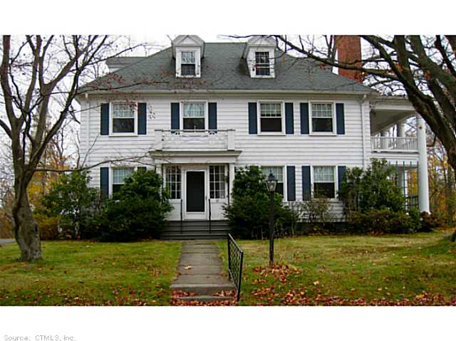 Rental Homes for Rent, ListingId:25970107, location: 10 HAWTHORNE RD West Hartford 06107