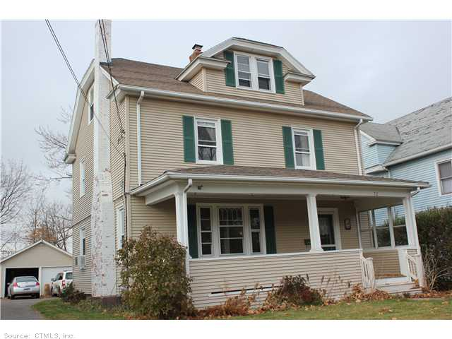 Rental Homes for Rent, ListingId:26010201, location: 72 BENTON ST Manchester 06040