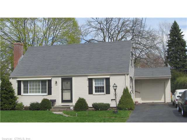 Rental Homes for Rent, ListingId:26071302, location: 33 MOHAWK ST New Britain 06053