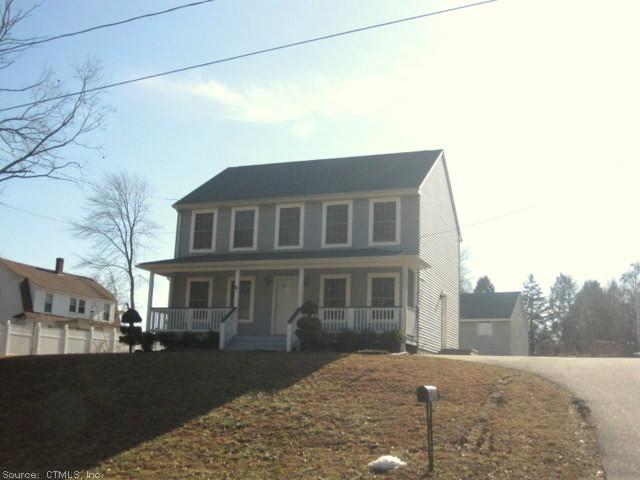 Rental Homes for Rent, ListingId:26071203, location: 7 PARK AVENUE Willimantic 06226