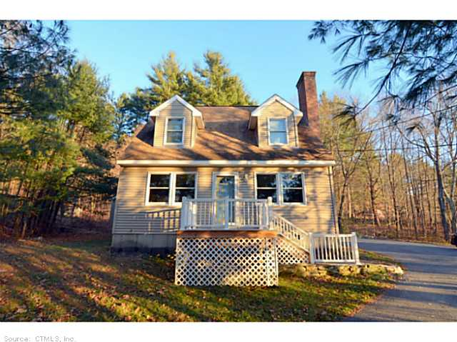 Real Estate for Sale, ListingId: 26129504, Stafford, CT  06075