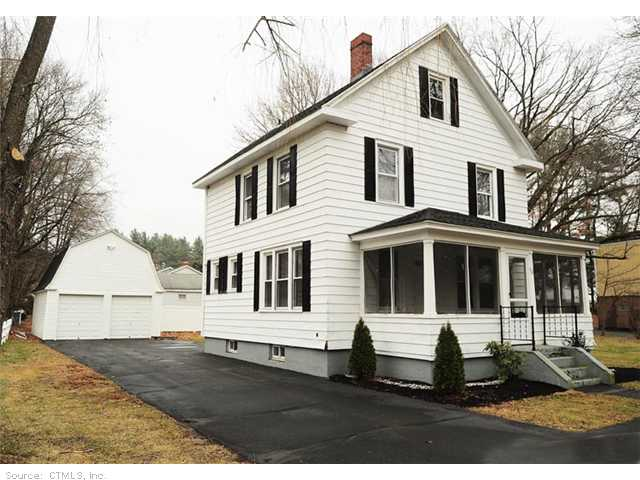 Rental Homes for Rent, ListingId:26137121, location: 52 KINGSBURY AVE Tolland 06084