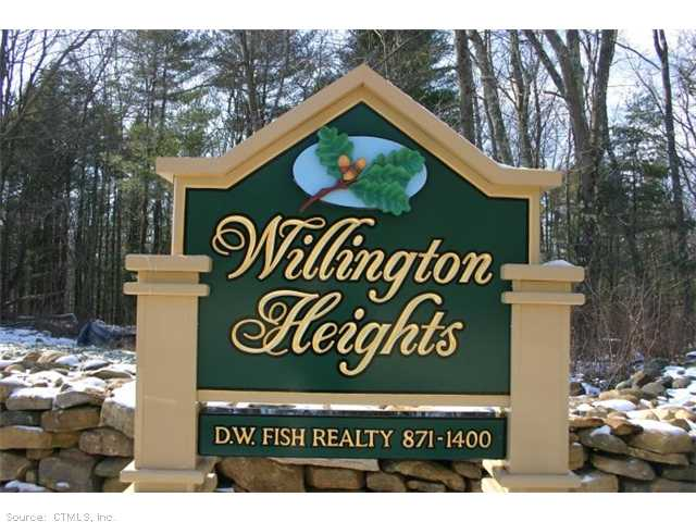 Real Estate for Sale, ListingId: 26159918, Willington,CT06279