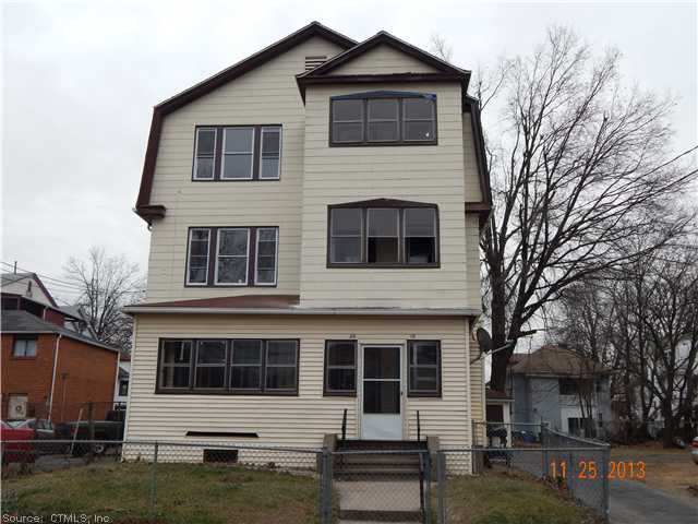 Rental Homes for Rent, ListingId:26159913, location: 18 AUBURN ST, 3RD FLOOR Hartford 06112