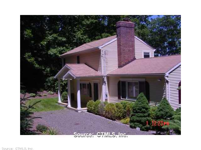 Rental Homes for Rent, ListingId:26171505, location: 38 LONGWOOD DR East Haddam 06423