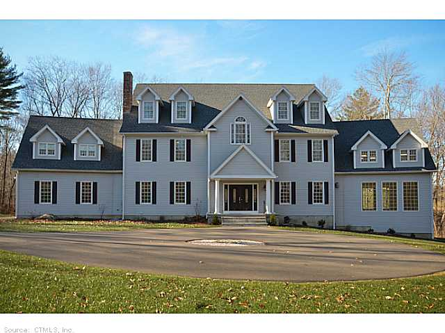 Real Estate for Sale, ListingId: 26208575, Bolton, CT  06043