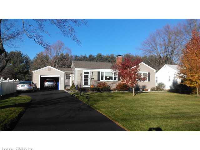 Real Estate for Sale, ListingId: 26241620, Rocky Hill, CT  06067