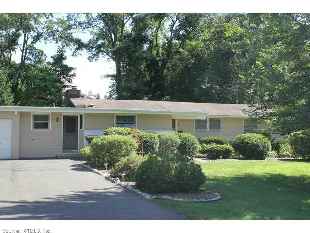 Rental Homes for Rent, ListingId:26383338, location: 45 FAIRFIELD RD West Hartford 06117