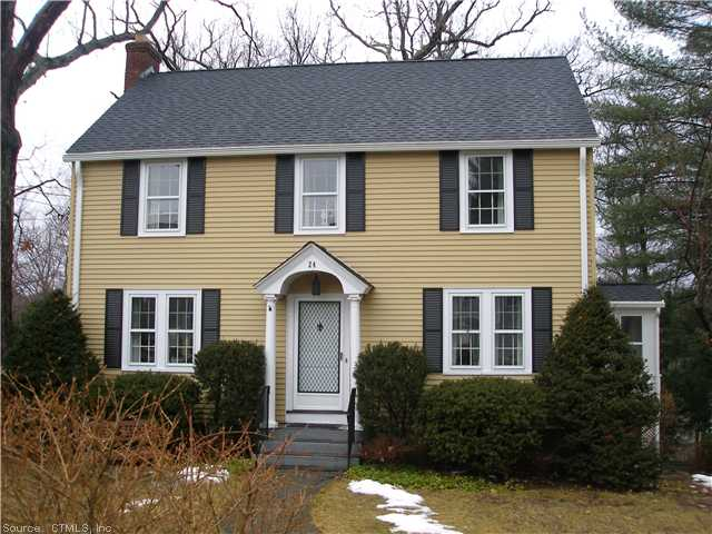 Real Estate for Sale, ListingId: 26397362, West Hartford, CT  06107