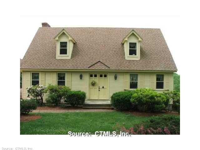 Rental Homes for Rent, ListingId:26454832, location: 75 DOYLE RD Tolland 06084