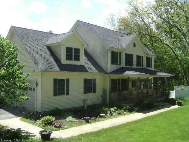 Real Estate for Sale, ListingId: 26467691, Stafford, CT  06075