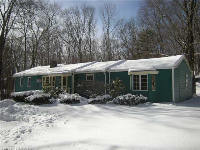 Real Estate for Sale, ListingId: 26771657, Andover, CT  06232