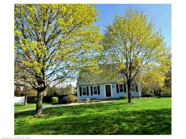 Rental Homes for Rent, ListingId:26799134, location: 26 HIGH MEADOW LN Enfield 06082