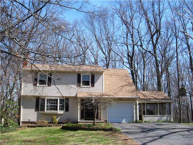 Real Estate for Sale, ListingId: 26853597, Ellington, CT  06029