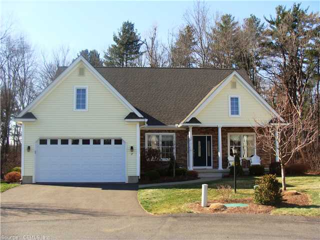 17 Autumn Ln # 17, Somers, CT 06071