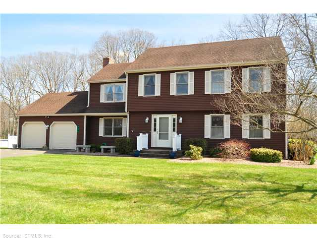 Real Estate for Sale, ListingId: 27032596, Bolton, CT  06043