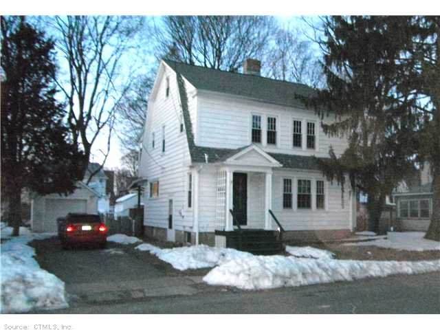 Rental Homes for Rent, ListingId:27038389, location: 28 TOWER RD East Hartford 06108