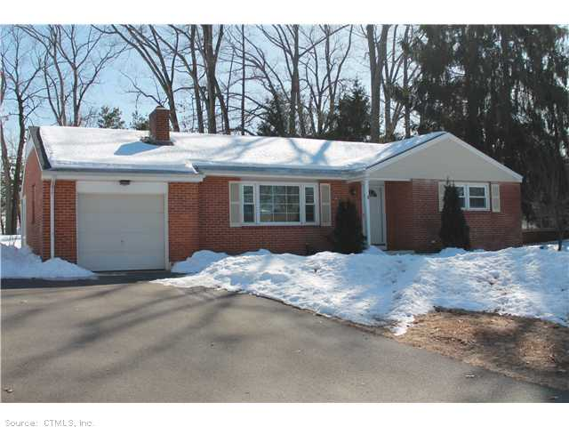 Rental Homes for Rent, ListingId:27151394, location: 6 RIDGE ROAD Cromwell 06416