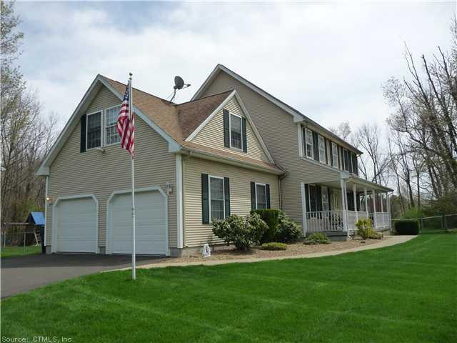 Real Estate for Sale, ListingId: 27238358, Somers,CT06071