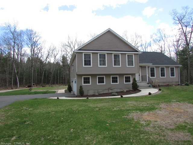Real Estate for Sale, ListingId: 27253936, Stafford, CT  06075