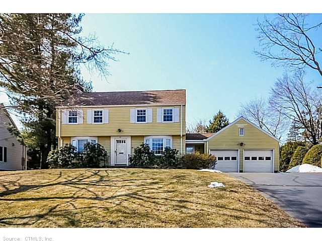 Real Estate for Sale, ListingId: 28343791, W Hartford, CT  06107