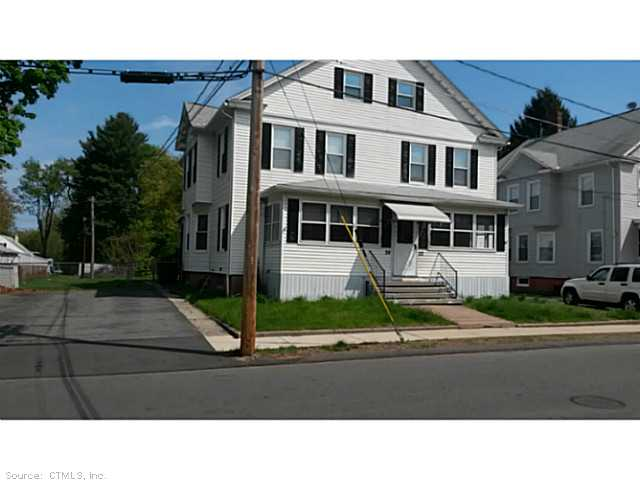 Rental Homes for Rent, ListingId:27487198, location: 22 LAFAYETTE ST Enfield 06082