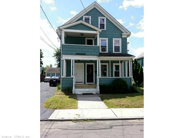 Rental Homes for Rent, ListingId:27493990, location: 6 LINCOLN ST Manchester 06040