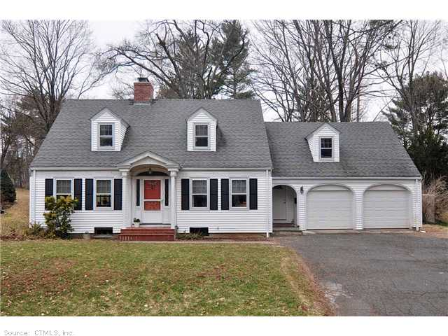 Real Estate for Sale, ListingId: 27551133, W Hartford, CT  06107