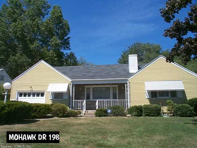 Rental Homes for Rent, ListingId:27551134, location: 198 MOHAWK DR W Hartford 06117