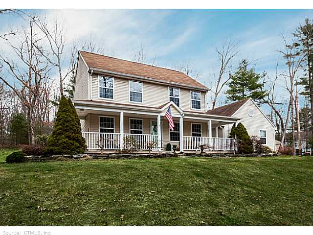 Real Estate for Sale, ListingId: 27558174, Andover, CT  06232