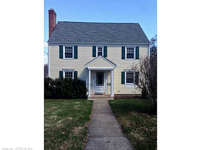 Rental Homes for Rent, ListingId:27619654, location: 468 SOUTH QUAKER LANE West Hartford 06110