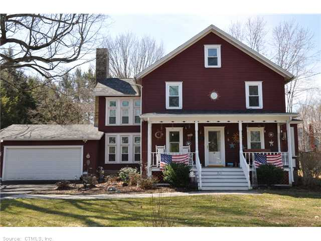 763 Mountain Rd, Suffield, CT 06078