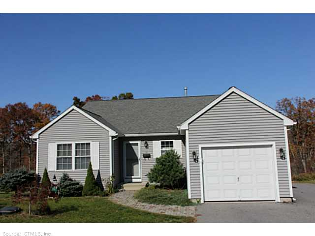 Rental Homes for Rent, ListingId:27707592, location: 24 ASPEN PL Willimantic 06226